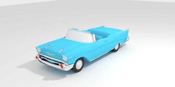 Chevrolet (Chevy) 1952