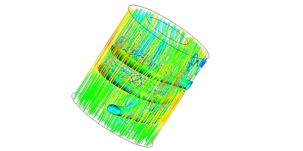 Heat Exchanger Simulation