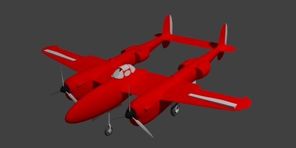 P-38 Aircraft
