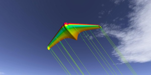 NACA Airfoil based Airplane Model Simulation