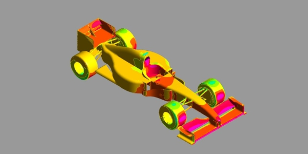 Formula One (F1) Race Car