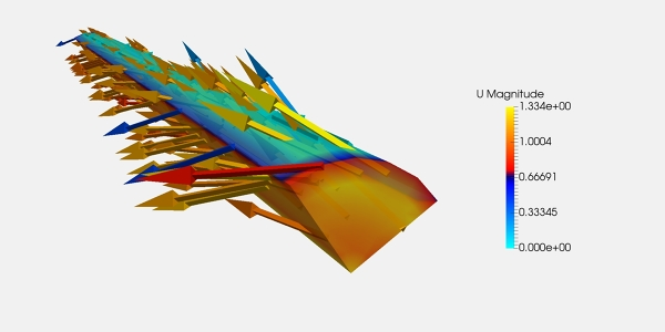 Swirling Flow CFD Simulation