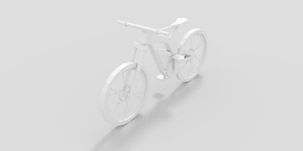 Audi e-bike Wörthersee CAD