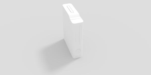 Xbox 360 CAD