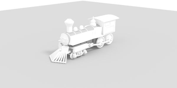 Locomotive CAD