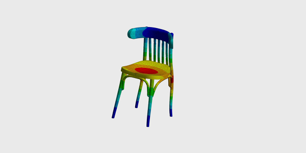Chair Structural Analysis | FEA Analysis