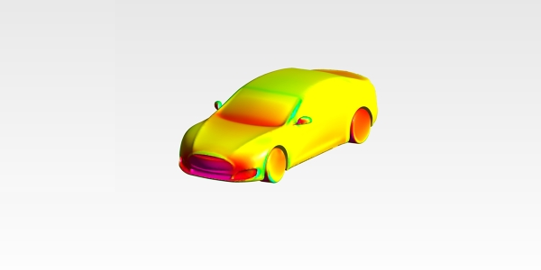 Tesla Model S Car Aerodynamics Analysis