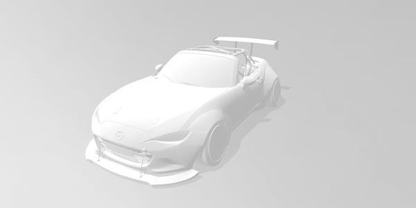 Mazda MX-5 2016 3D Model
