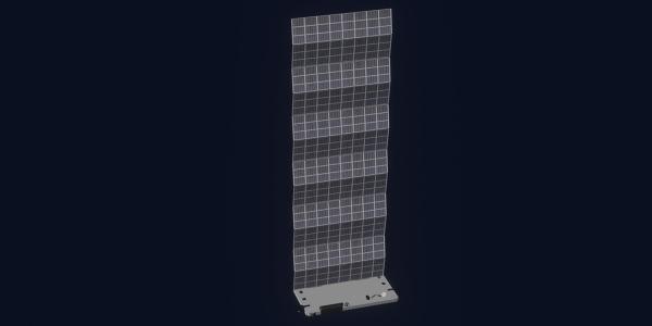 Starlink 3D Model