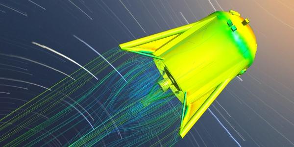 CFD Modeling Starhopper
