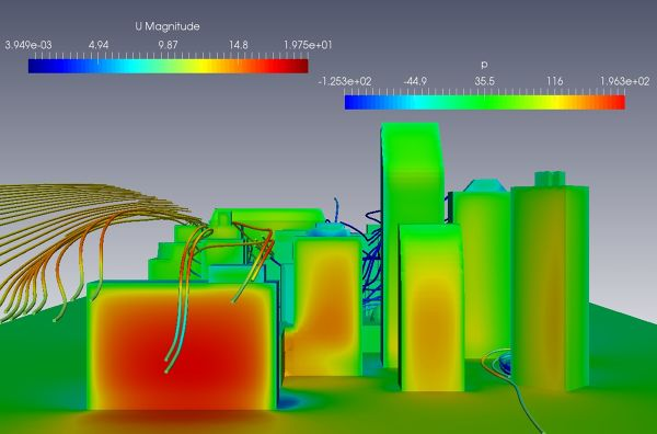 Air-Flow-Around-City-Buildings-Simulation-OpenFOAM-Velocity-Streamlines-Pressure-Contour-Front-View.jpg