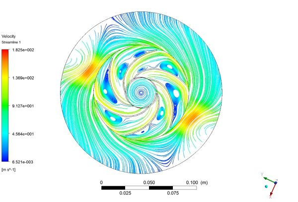 Radial-Fan-Simulation-ANSYS-CFX-Velocity-Streamlines-FetchCFD.jpg