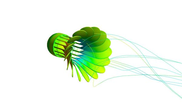 Shuttlecock-Simulation-ANSYS-Fluent-Velocity-Streamlines-FetchCFD.jpg