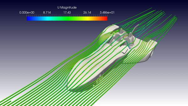 Deltawing-Nissan-CFD-Simulation-OpenFOAM-Velocity-streamlines-FetchCFD.jpg