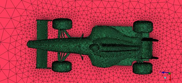 Formula-One-F1-Race-Car-Mesh-for-CFD-Simulation-ANSYS-ICEM-FetchCFD-View-3.JPG