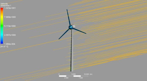 Wind Turbine ANSYS CFX Velocity Streamlines.jpg