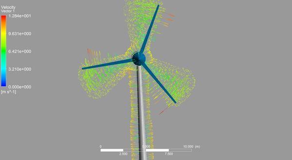 Wind Turbine ANSYS CFX Velocity Vectors 2.jpg