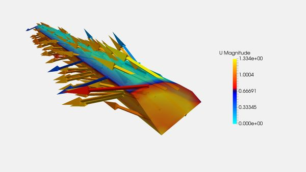 Pipe-Swirling-Flow-CFD-Simulation-OpenFOAM-Velocity-Contour-Velocity-Vectors-FetchCFD.jpg