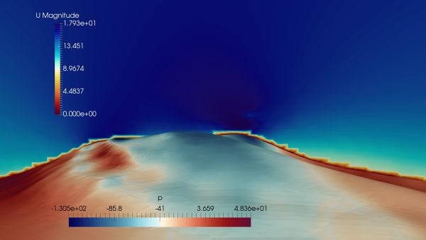 CFD-Simulation-Over-Hill-OpenFOAM-Velocity-Pressure-Contours-FetchCFD.jpg