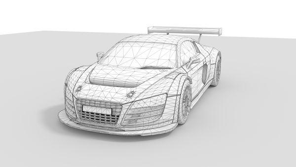 Audi-R8-LMS-Ultra-CAD-Model-Meshed-(Wireframe)-FetchCFD.jpg