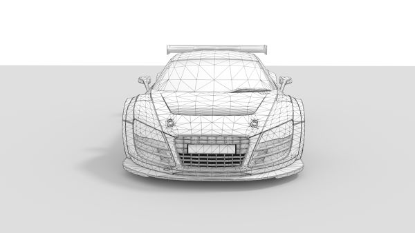 Audi-R8-LMS-Ultra-CAD-Model-Meshed-(Wireframe)-FetchCFD-2.jpg