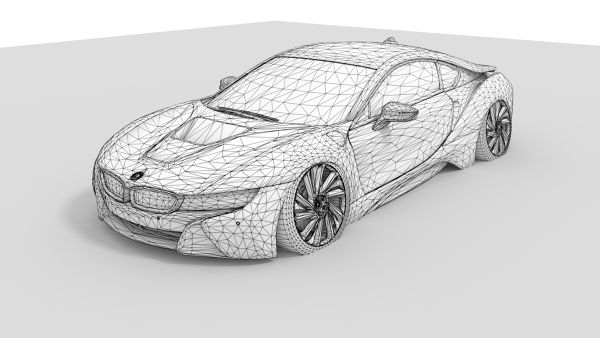 BMW-i8-CAD-Model-Meshed-(Wireframe)-Rendering-FetchCFD-3.jpg