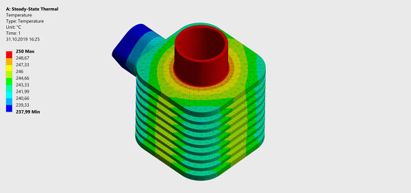 Thermal-Structural-Analysis-cylinder-head-ansys-workbench-Temperature-Distribution-FetchCFD.jpg