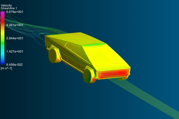 Tesla-Cybertruck-Aerodynamics-Analysis-Simulation-Velocity-Streamlines-FetchCFD-Iso-View-2-30mps.jpg