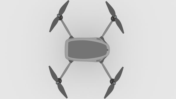 Drone-3D-Model-Blender-Render-FetchCFD-Image-Top-view.jpg