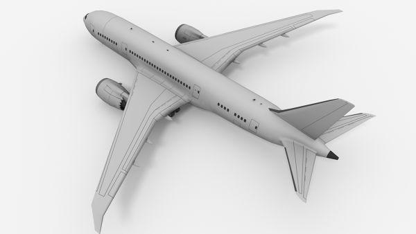 Boeing-787-Dreamliner-3D-Model-Blender-3D-Render-FetchCFD-Image-Top-View-3.jpg