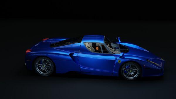 Enzo-Ferrari-3D-Model-FetchCFD-Image-Side-View-2.jpg
