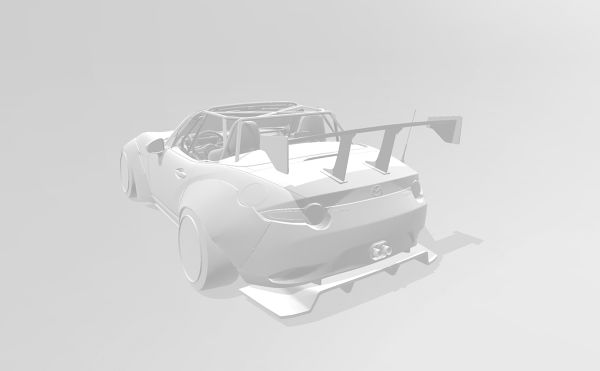 Mazda-MX5-2016-3D-Model-STL-File-FetchCFD-Image-Rear-View.JPG