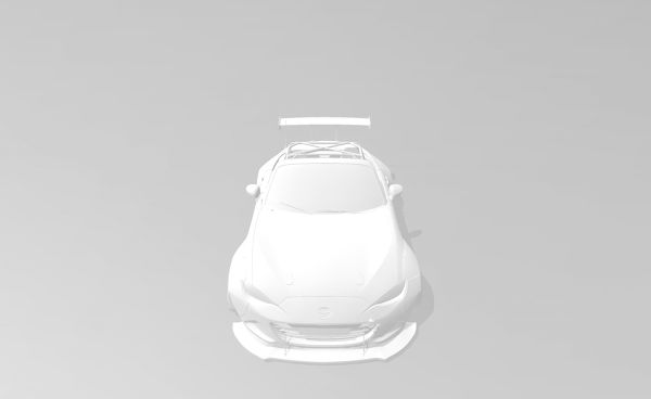 Mazda-MX5-2016-3D-Model-STL-File-FetchCFD-Image-Front-View.JPG