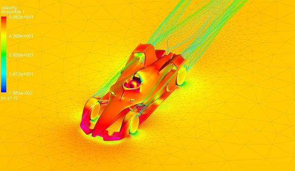 Computational-Fluid-Dynamics-CFD-of-Formula-E-2018-Race-Car-FetchCFD-Image-Pressure-Contour--Velocity-Streamlines-Iso-View.jpg