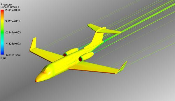 Simulation-Learjet-Pressure-Contour-Velocity-Streamlines-FetchCFD-Image.jpg
