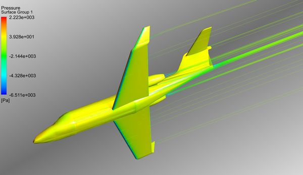Simulation-Learjet-Pressure-Contour-Velocity-Streamlines-FetchCFD-Image-Iso-View.jpg