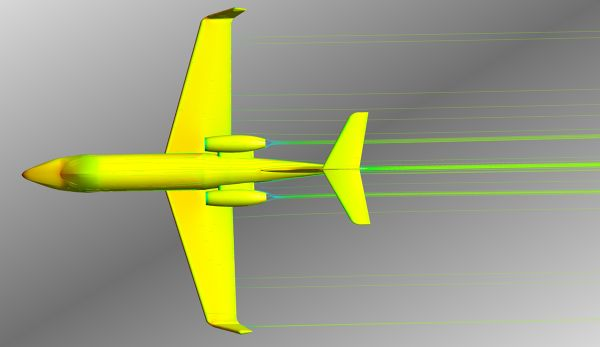 Simulation-Learjet-Pressure-Contour-Velocity-Streamlines-FetchCFD-Image-Top-View-2.jpg