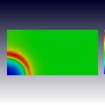Hydrogen Combustion Chamber Simulation using OpenFOAM