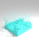 Fluid Simulation with Blender