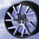 ALLOY WHEEL USING DIFFERENT MODULE IN CATIAv5