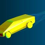 Tesla Cybertruck Aerodynamics Analysis