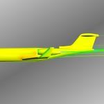 Simulation Learjet