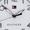 Tommy Hilfiger Uhr mit genarbtem Lederarmband Silber - 1