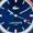 Lacoste Uhr aus Edelstahl mit Textilband Silber - 1