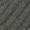 Delicatemen Strickmütze aus reinem Kaschmir Dunkelgrün meliert - 1