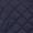 La Martina Steppweste mit dekorativen Stickereien Marineblau - 1