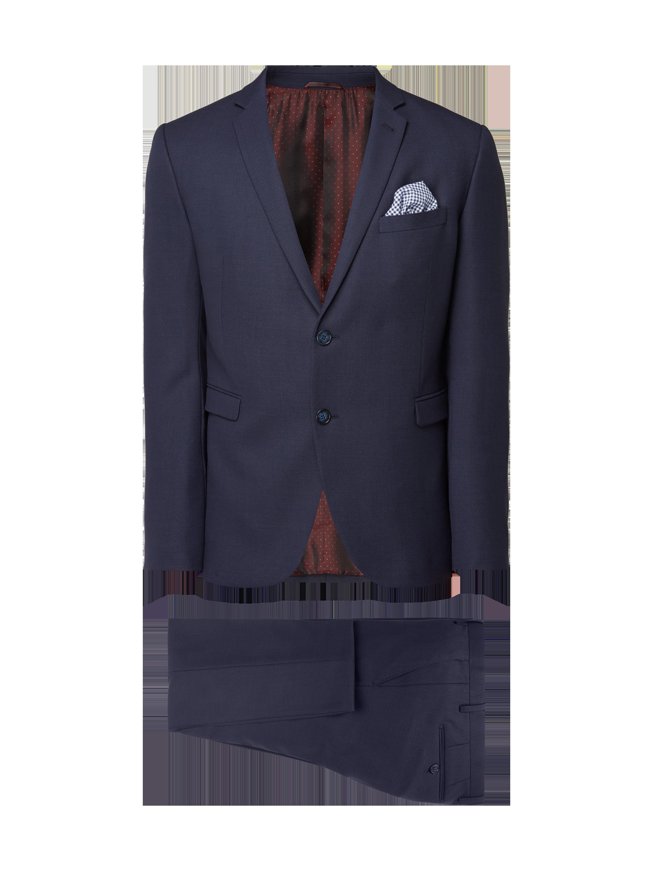 Blauer Anzug: Hellblaue & Dunkelblaue Anzüge online kaufen   0 ...