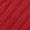 Delicatemen Strickmütze aus reinem Kaschmir Dunkelrot meliert - 1