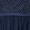 Laona Abendkleid aus Mesh mit Zierperlenbesatz Dunkelblau - 1