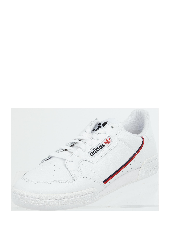 ADIDAS Originals – Sneaker 'Continental 80' aus Leder – Weiß